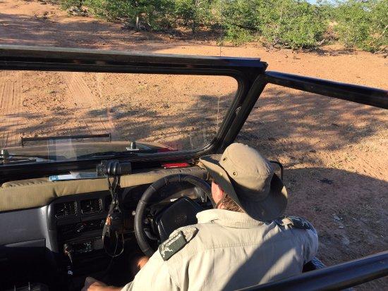 Parque Nacional de Kruger, África do Sul: 我的向导