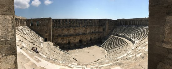 Aspendos Ruins and Theater: 马马虎虎。