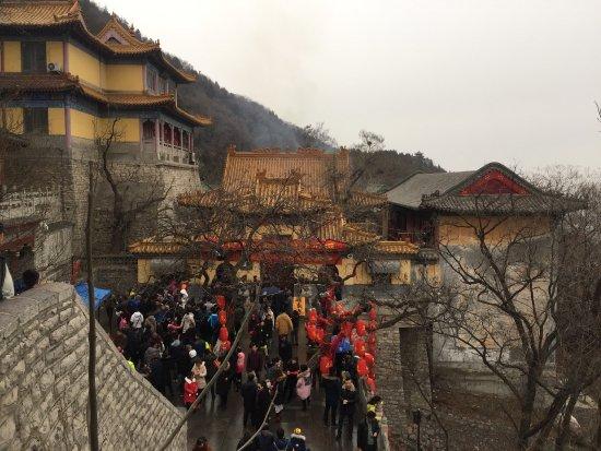 Jinan, الصين: 17年春节大年初一