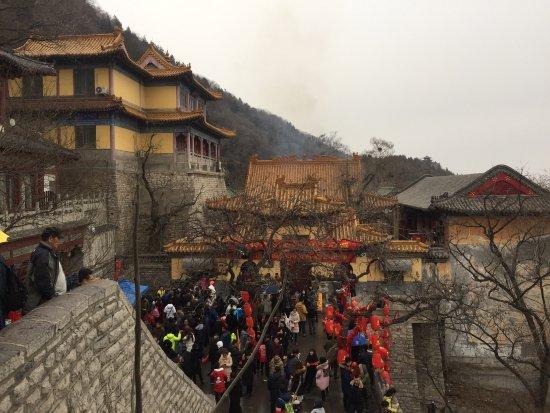 Jinan, China: 17年春节大年初一