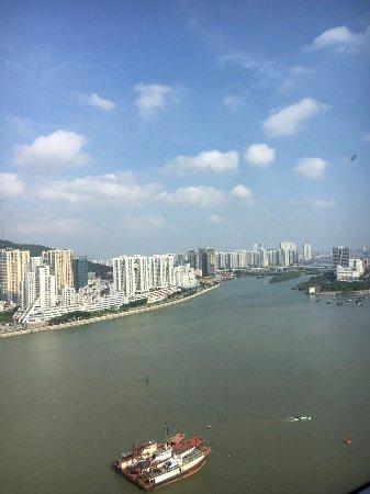 Sofitel Macau At Ponte 16: 窗外