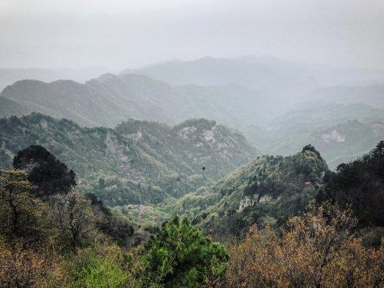 Danjiangkou, China: 武当山国家地质公园