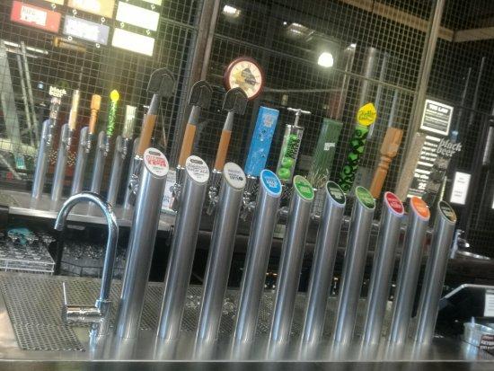 Greymouth, Nuova Zelanda: 蒙提斯啤酒厂
