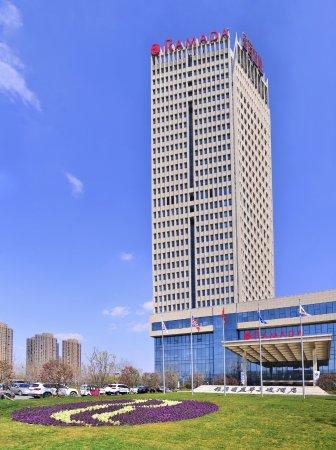 Heze, China: 酒店外观