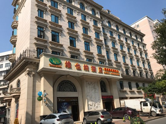 Vienna Hotel Zhuhai Xiangzhou Shishan Road