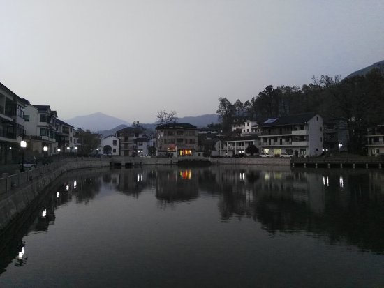Lin'an, China: 指南村