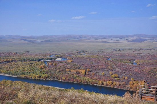 Genhe Wetland: 根河湿地