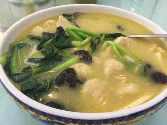Taizhou, Κίνα: 鱼圆鱼饼