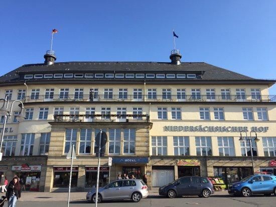 Hotel Niedersachsischer Hof Goslar