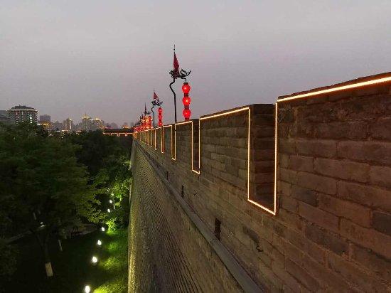 唐城墙遗址公园