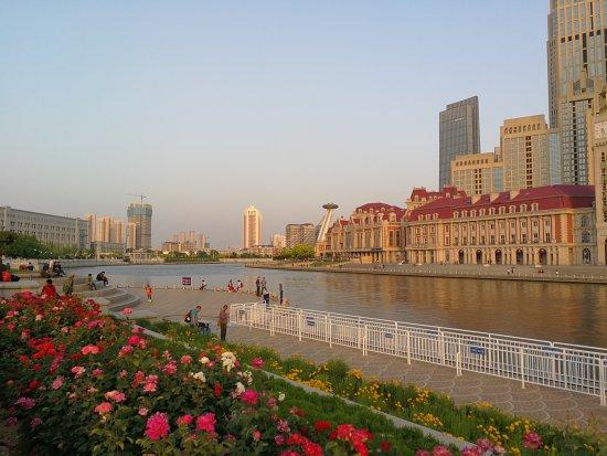 Tianjin Haihe River Tourism Boat