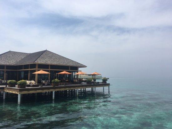 哈達盧環礁照片
