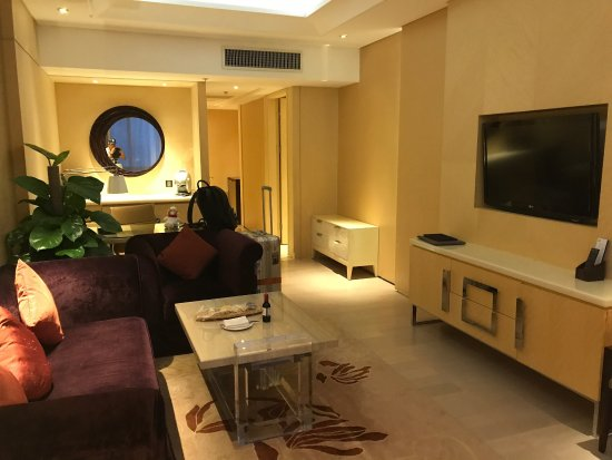 Guangzhou Marriott Hotel Tianhe : photo1.jpg