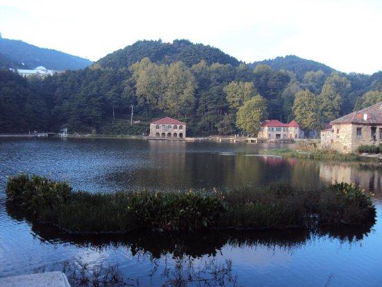 Цзюцзян, Китай: 如琴湖