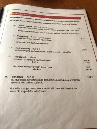为了吃点儿米饭,韩国餐厅还是不错的选择