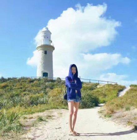 Rottnest Island, Avustralya: 纯白色的灯塔