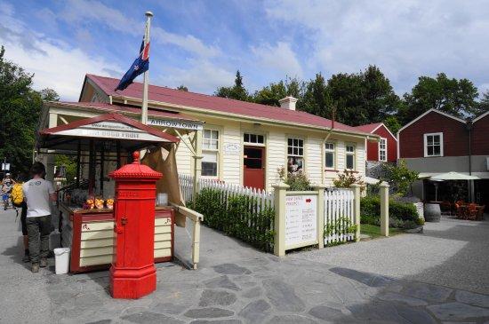 Arrowtown, New Zealand: 箭镇一角