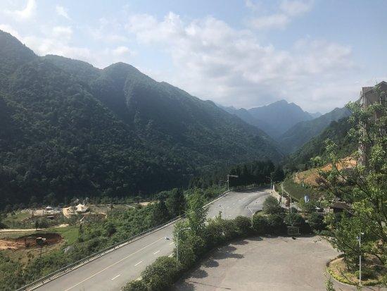 Chongqing Hei Mountain: 2017年5月21日黑山谷