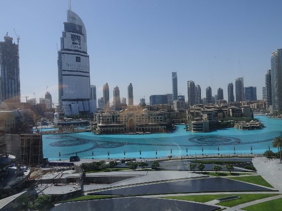 Picture of armani hotel dubai dubai for Tripadvisor dubai hotels