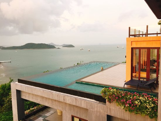 Sri Panwa Phuket Luxury Pool Villa Hotel: baba nest