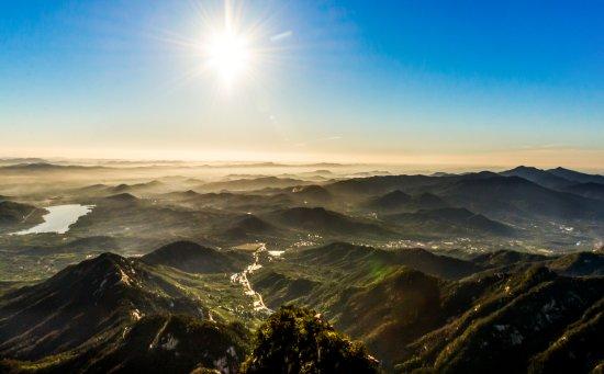 Fei County, Китай: 沂蒙山银座天蒙旅游区