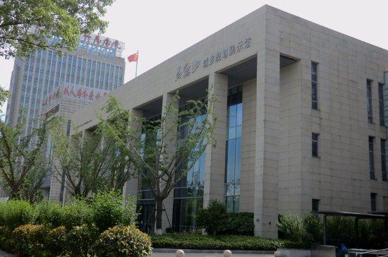 Ma'anshan, Kina: 马鞍山规划馆