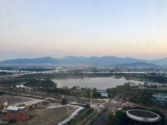 Zhangzhou, China: 漳州融信皇冠假日酒店