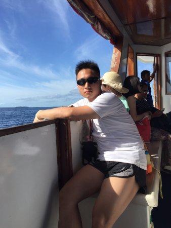 Kaafu Atoll: 摆渡船
