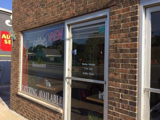 Peoria, IL: Haddad's Restaurant