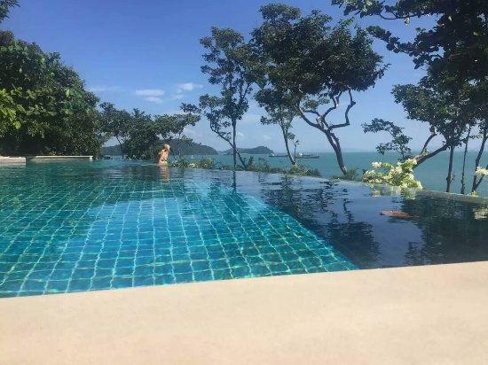 Sri Panwa Phuket Luxury Pool Villa Hotel: 完美的一次旅遊,太酷了。