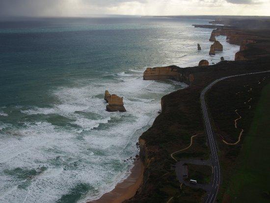 大洋路照片
