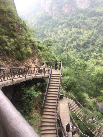 Xinchang County, China: 穿岩十九峰