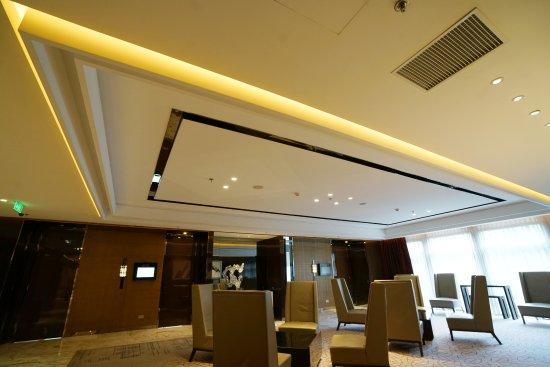 Shanghai Marriott Hotel Parkview: 公共多功能厅场地很大