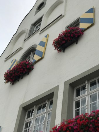 Wasserburg am Bodensee, Germany: Nice hotel, delicious food!