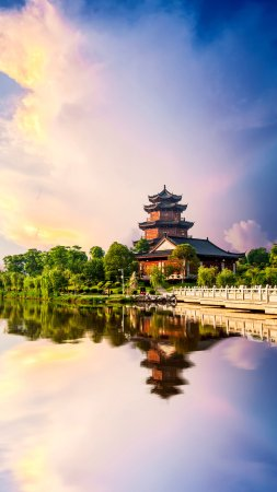 Yantai, Chiny: 百纳瑞汀酒店