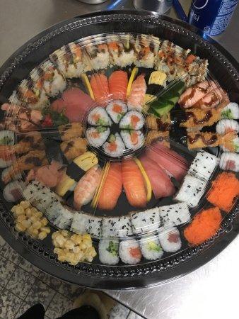 Someren, เนเธอร์แลนด์: Itadaki Sushi