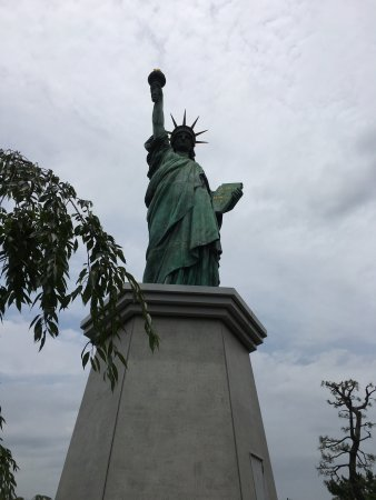 how to go to statue of liberty tokyo