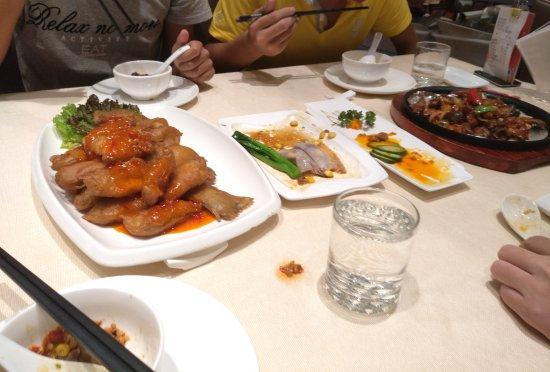 Nanchang, China: 图左为推荐菜