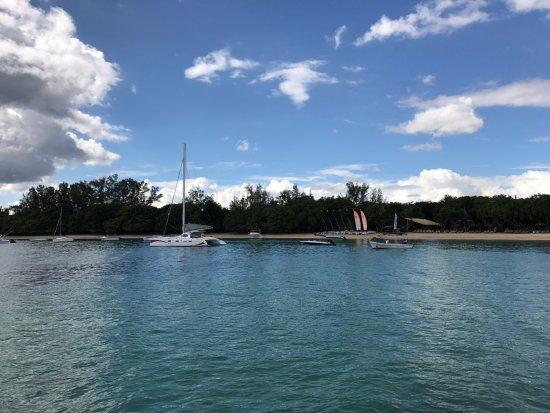 Club Med Albion Villas - Mauritius: Public Beach