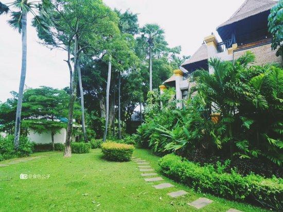 Movenpick Resort & Spa Karon Beach Phuket: 藏在丛林中的别墅