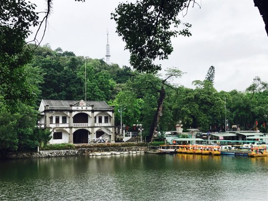 Chaozhou, Kina: 潮州西湖