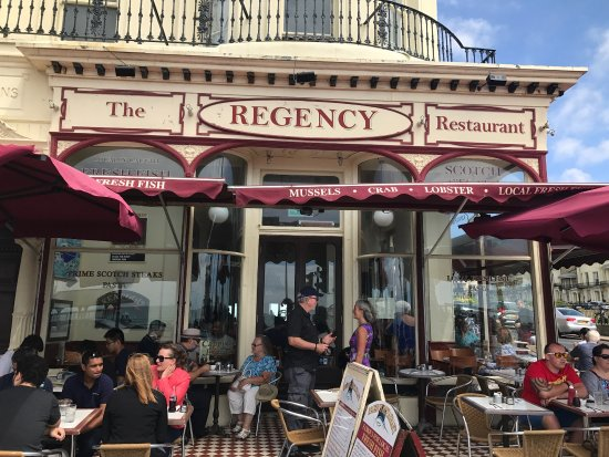 picture of regency restaurant brighton. Black Bedroom Furniture Sets. Home Design Ideas