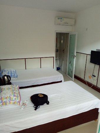 Xingcheng, Cina: 我们的客房