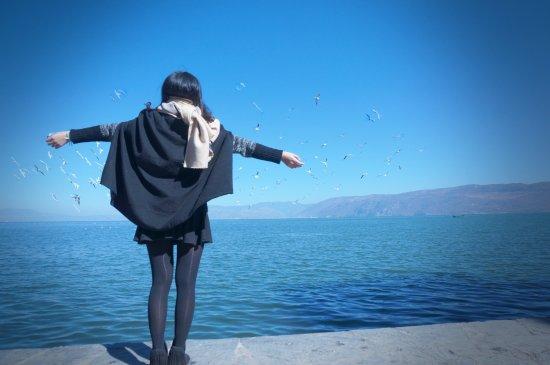 Erhai Lake:  洱海