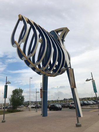 Balzac, Канада: 十字铁磨奥特莱斯