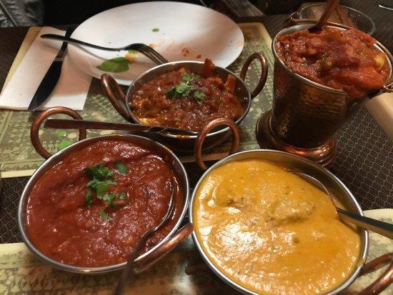 Master of India Restaurant: Amazing ~~Taste Good