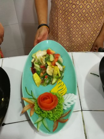 Ocean 11 Residence: 美食