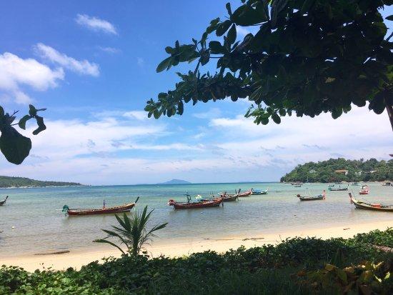 Rawai, Thailand: 长尾船