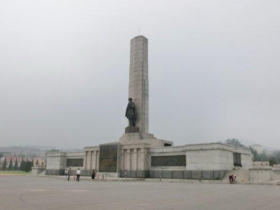 Soviet Martyrs Monument