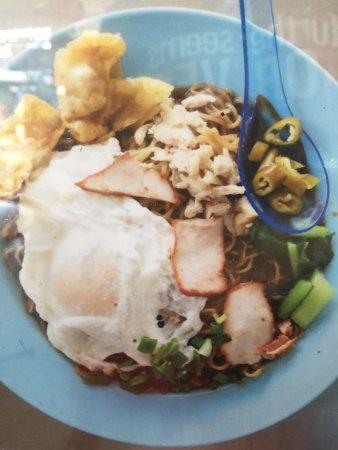 Gelugor, Malesia: Genting cafe
